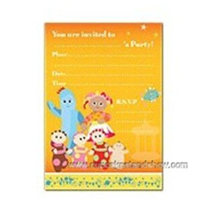 Baby Invitation Cards
