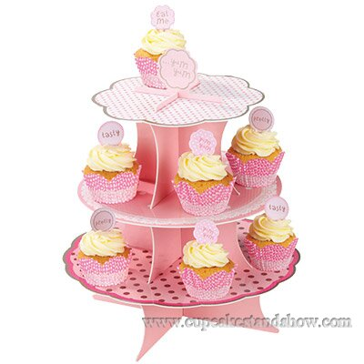 Minnie Mouse Polka Dot Cupcake Holder