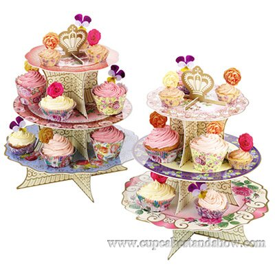 Utterly Scrumptious Cake Stand