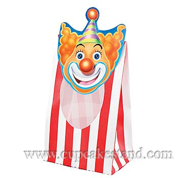 Circus Treat Bag