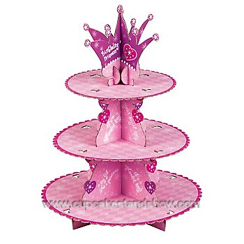 Cake Stand for Princess Series Party