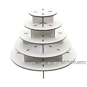 Huge Round Cupcakes Stands for Party
