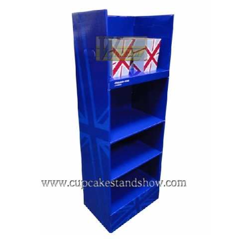 Corrugated Display Stand for Children Toy