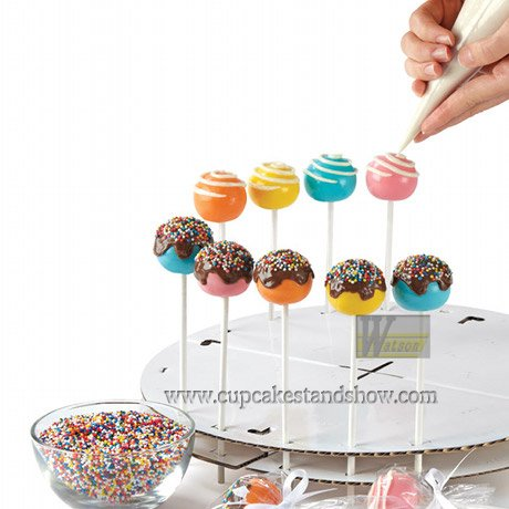Corrugated Cake POP Decorating Stand
